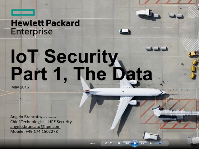 Telk Talk –IoT Security Part II – The Data