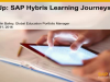Wise-Up: Exclusive Session on SAP Hybris Learning Maps