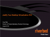 Justify Your Desktop Virtualization ROI