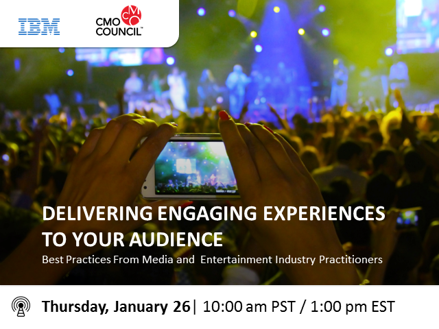 Delivering Engaging Experiences to Your Audience