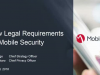 New Legal Requirements for Mobile Security – EMM is not Optional