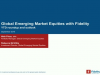 What next for emerging markets? (CPD accredited)