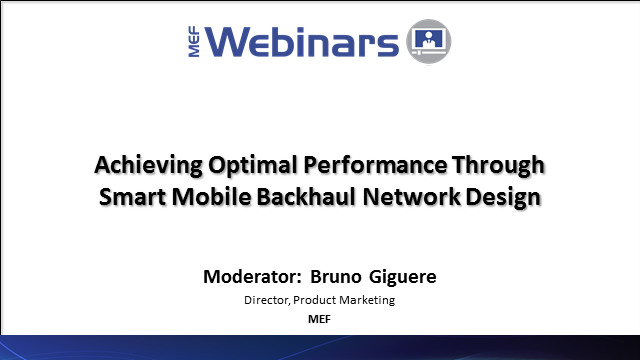 Achieving Optimal Performance Through Smart Mobile Backhaul Network Design