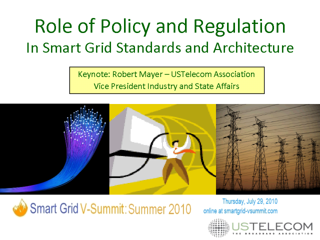 The Role of Policy and Regulation in Smart Grid Deployment