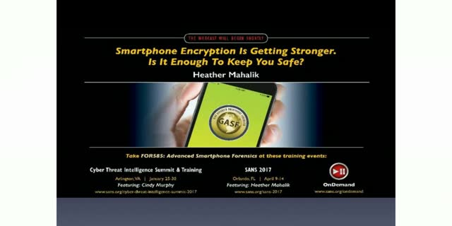 Smartphone Encryption Is Getting Stronger. Is It Enough To Keep You Safe?