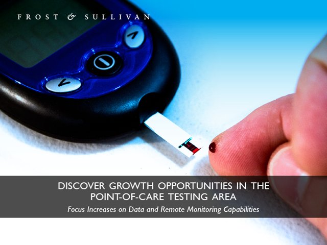 Discover Growth Opportunities in the Point-of-care Testing Area