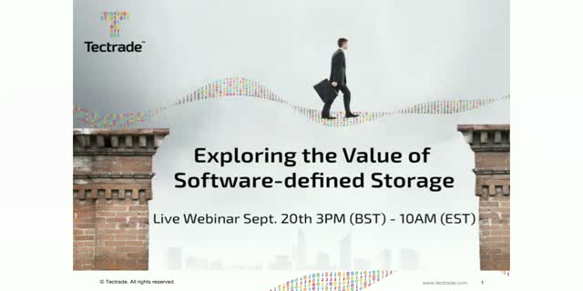Exploring the Value of Software-defined Storage
