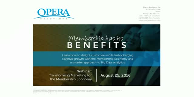 Transforming Marketing for the Membership Economy