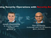 Improving Security Operations with Security Analytics