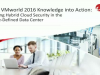 Optimizing Hybrid Cloud Security in the Software-Defined Data Center