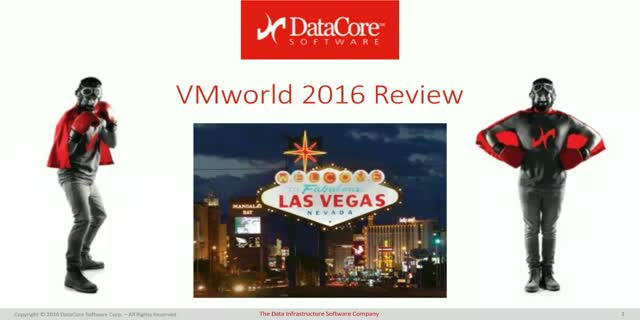 VMworld 2016 Wrap Up: Top Trends You Need to Know