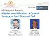 Adaptive Asset Allocation: A Dynamic Strategy for Good Times and Bad