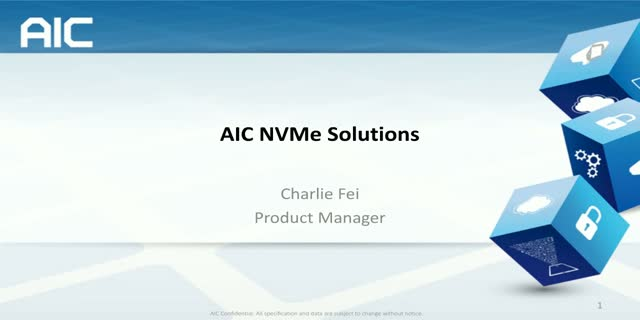 Top Your Data Center Storage Tiers with NVMe
