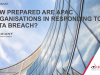 How prepared are APAC organisations in responding to a data breach?