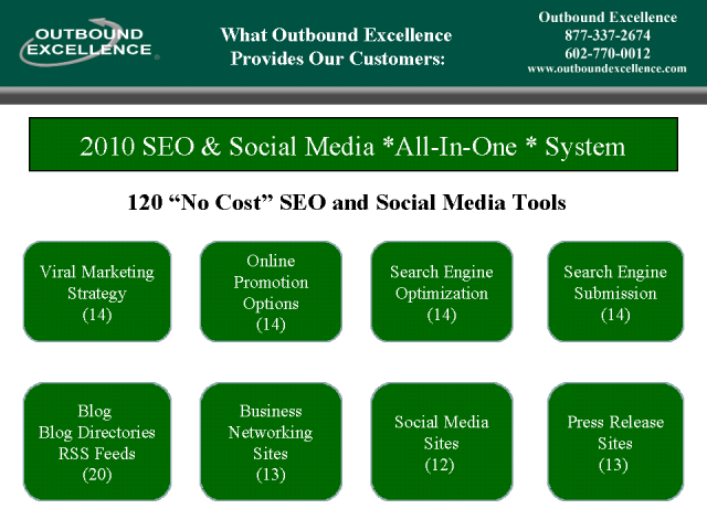"2010 SEO / Social Media ""Free"" Best Practices"