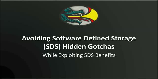 Escaping Hidden Software Defined Storage Gotchas while Exploiting its Benefits