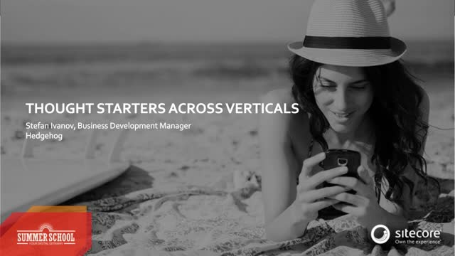 Thought Starters across Verticals