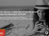 Making Brand Communication Relevant - Getting Technology Applied