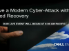 Survive a Modern Cyber-Attack with Isolated Recovery
