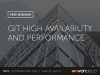 Git high availability and performance