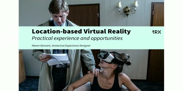 Location-based Virtual Reality: Practical Experiences and Opportunities