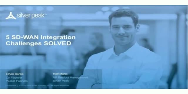 5 SD-WAN Integration Challenges SOLVED (EMEA Version)