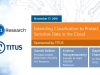 Extending Classification to Protect Sensitive Data in the Cloud
