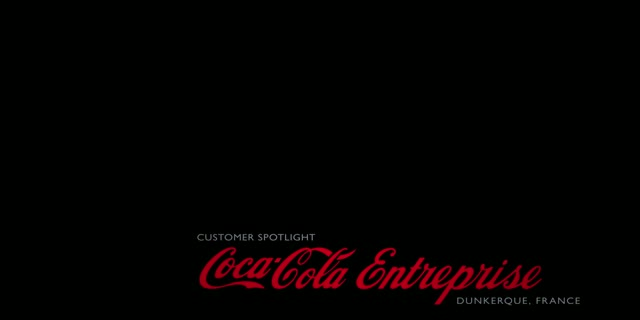 Customer Spotlight: Coca-Cola Entreprise