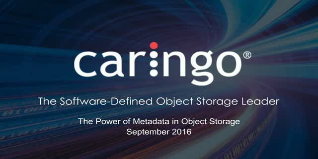 The Power of Metadata in Object Storage