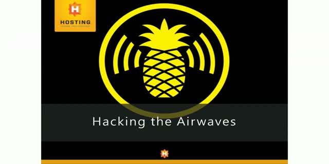 Hacking Airwaves with Pineapples