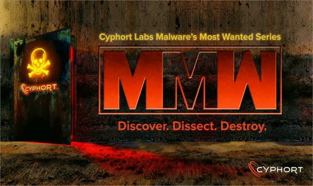MMW: Understanding Malware Lateral Spread Used in High Value Attacks