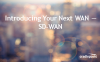 Introducing Your Next WAN: SD-WAN