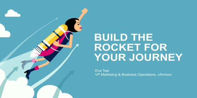 Build the Rocket for Your Journey