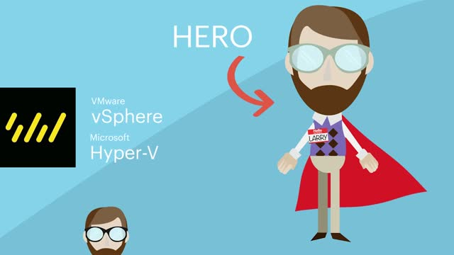 IT Hero or IT Zero? Get SvSAN 6 Now!