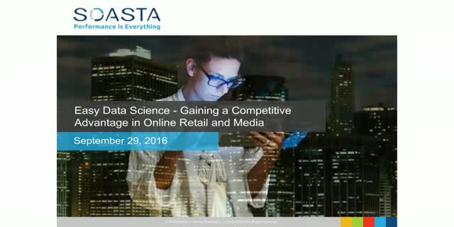 Easy Data Science - Gaining a Competitive Advantage in Online Retail and Media
