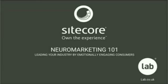 Neuromarketing 101 - How to lead your industry by emotionally engaging customers