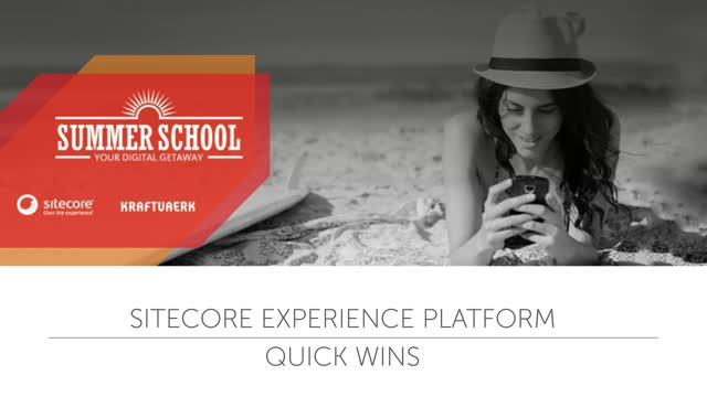 Get started with the Sitecore Experience Platform