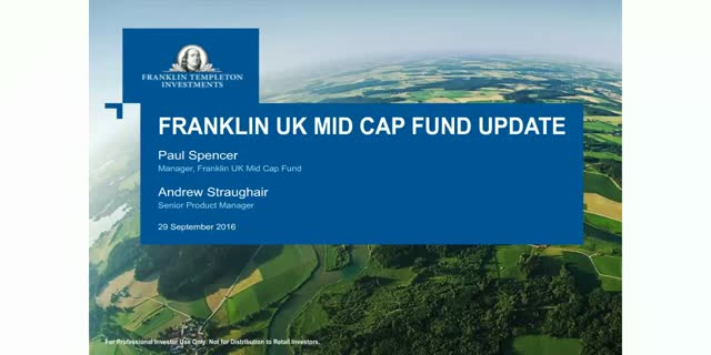 Paul Spencer: UK Mid Cap Update