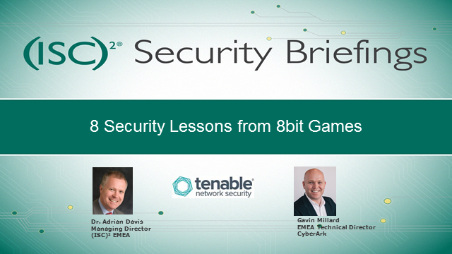 8 Security Lessons from 8bit Games