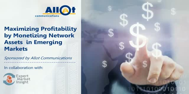 Maximizing Profitability by Monetizing Network Assets in Emerging Markets