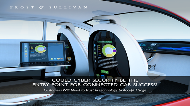 Could Cyber Security be the Entry Point for Connected Car Success?
