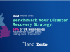 Benchmark Your Disaster Recovery Strategy