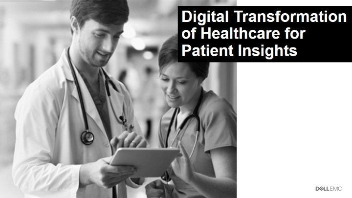 Digital Transformation of Healthcare for Patient Insights
