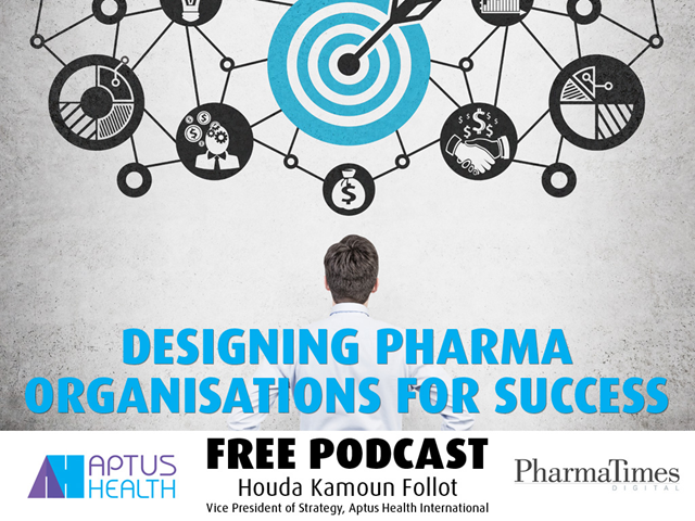 Designing Pharma organisations for success