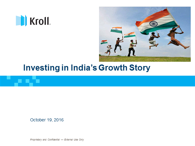 Spotlight Asia – Investing in India's Growth Story