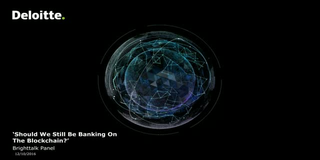 Should we still be banking on the blockchain?