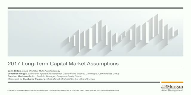 2017 Long-Term Capital Market Assumptions