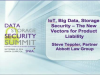 IoT, Big Data, Storage Security -The New Vectors for Product Liability