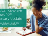 Q&A Session: Microsoft Windows 10th Anniversary Update