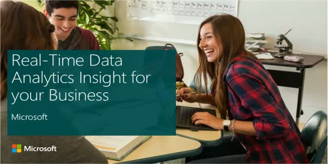 Real-Time Data Analytics Insight for your Business
